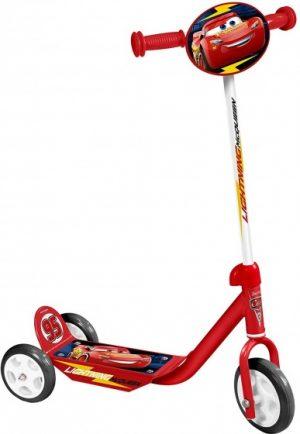 Cars 3-wiel kinderstep Disney Jongensfiets 227522