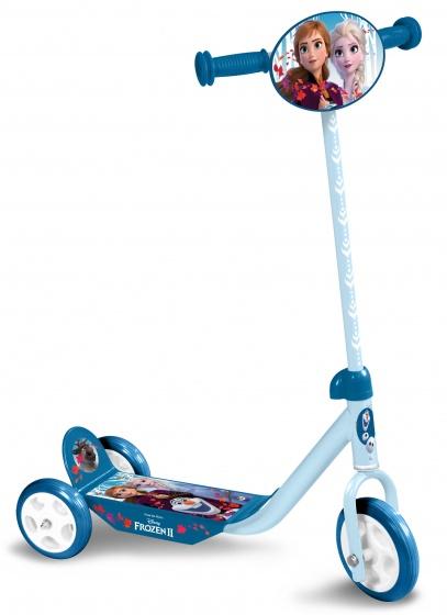 Frozen 3-wiel kinderstep Disney Meisjesfiets 345773