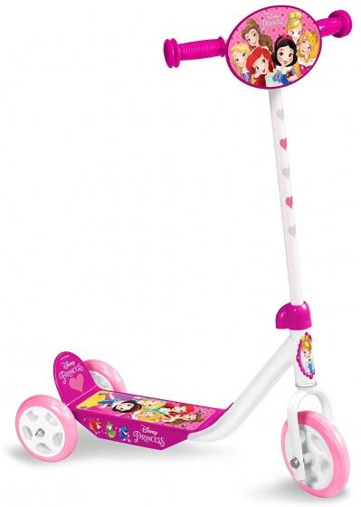 Princess 3-wiel kinderstep Disney Meisjesfiets 227578