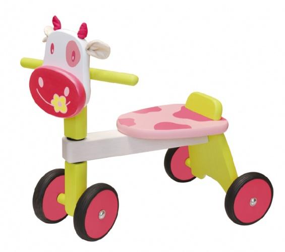 LOOPFIETS KOE I'm Toy Meisjesfiets 63324