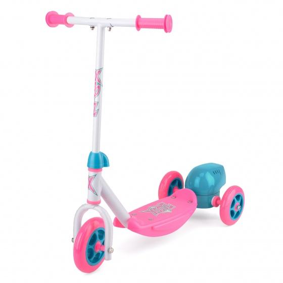 3-wiel kinderstep Bubble Scooter Xootz Meisjesfiets 311759