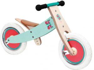 Balance Bike Scratch Meisjesfiets 193142