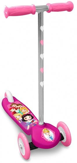 Princess 3-wiel kinderstep Disney Meisjesfiets 227568